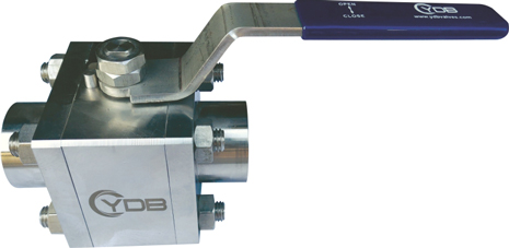 Forged-Bolted-Screwed-Ball-Valves