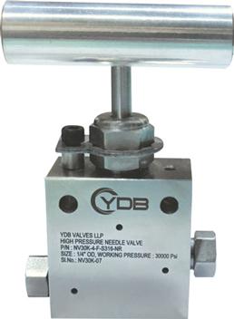 High-Pressure-Needle-Valves