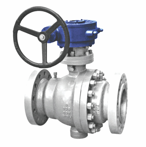 Industrial-Process-Floating-Ball-Valves